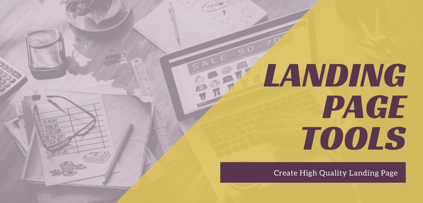 Landing Page Creation Tools