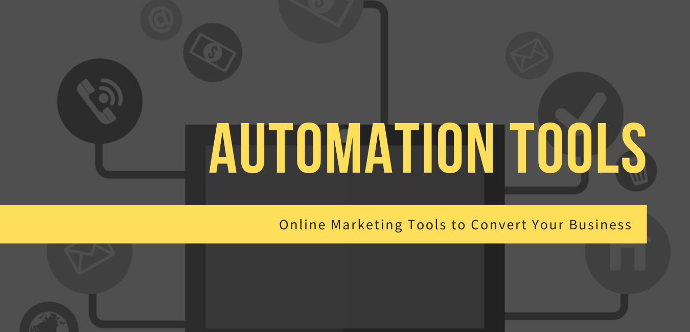 Online Marketing Automation Tools
