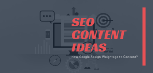SEO Content Ideas